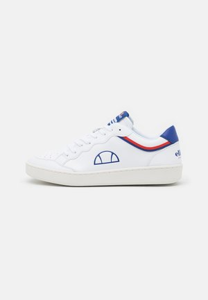 ARCHIVIUM - Trainers - white/red/blue