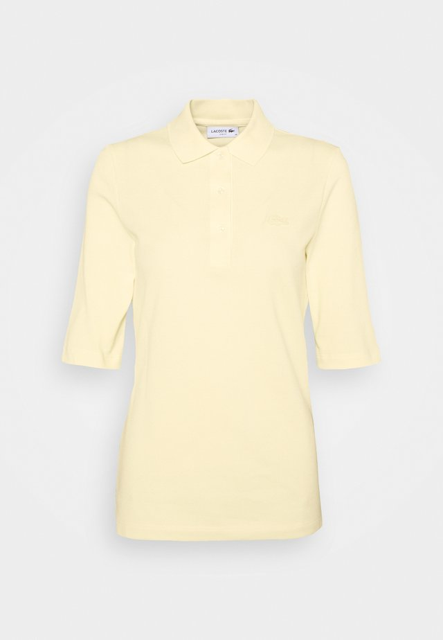 Polo shirt - yellow