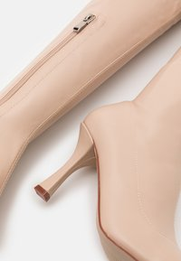 BEBO - OPYUM - Over-the-knee boots - cream - 5