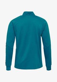 Hummel - HMLAUTHENTIC - Training jacket - celestial - 1