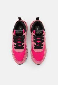 Replay - SIERRA - Trainers - pink/black - 5
