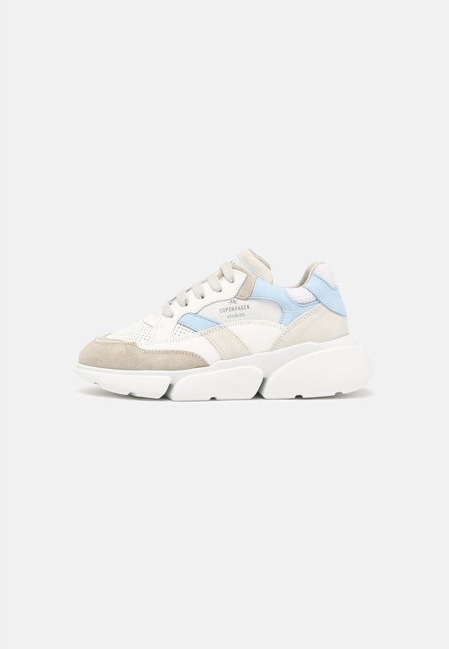 CPH555 - Trainers - white/light blue