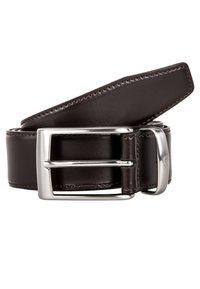 AIGNER - Belt business - ebony - 0