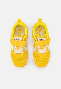Hummel - ACTUS JR - Baskets basses - yellow - 3