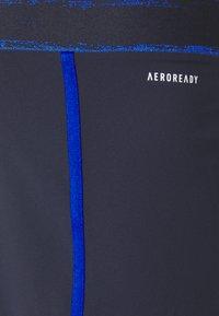 adidas Performance - ERGO SHORT - Urheilushortsit - blue/white - 3