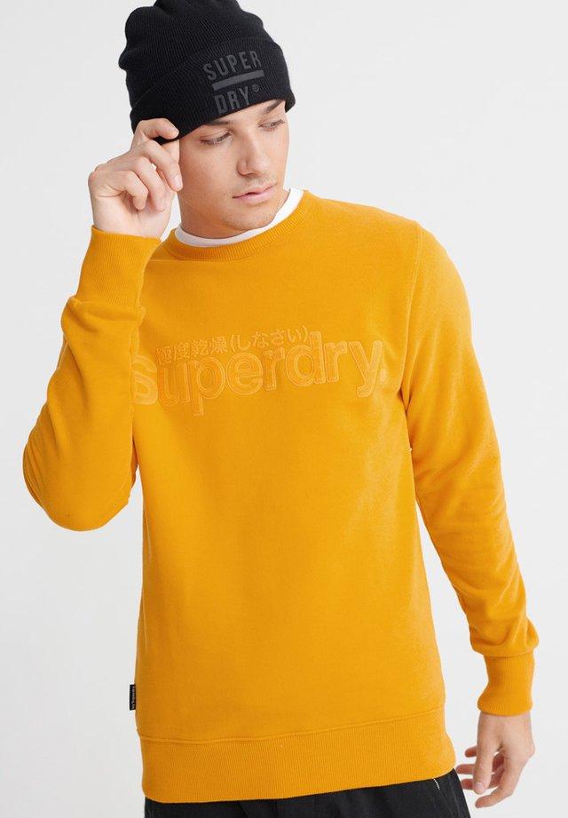 Sweatshirt - upstate gold