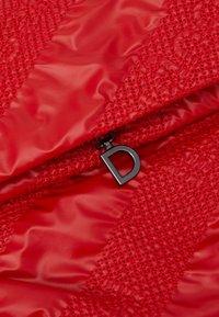 Desigual - BOLS TAIPEI MIAMI - Across body bag - rojo fresa - 4