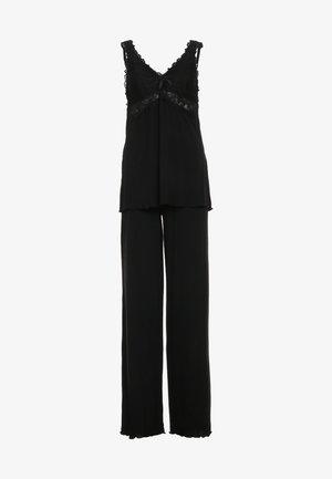 Pyjama - schwarz