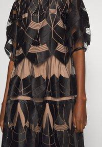 Alberta Ferretti - DRESS - Cocktail dress / Party dress - black - 7