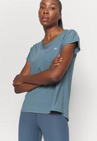 ONLY Play - ONPAUBREE - Sports shirt - goblin blue - 2