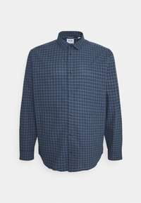 Only & Sons - ONSTONY CHECK PLUS SIZE - Camicia - dress blues - 0