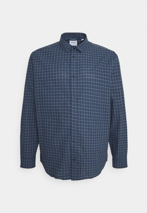 ONSTONY CHECK PLUS SIZE - Camicia - dress blues