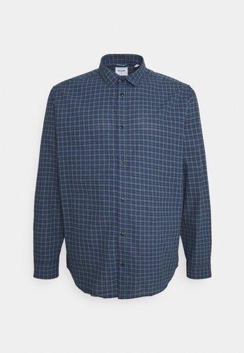ONSTONY CHECK PLUS SIZE - Shirt - dress blues