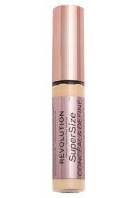 Make up Revolution - CONCEAL & DEFINE SUPERSIZE CONCEALER - Concealer - c7 - 1