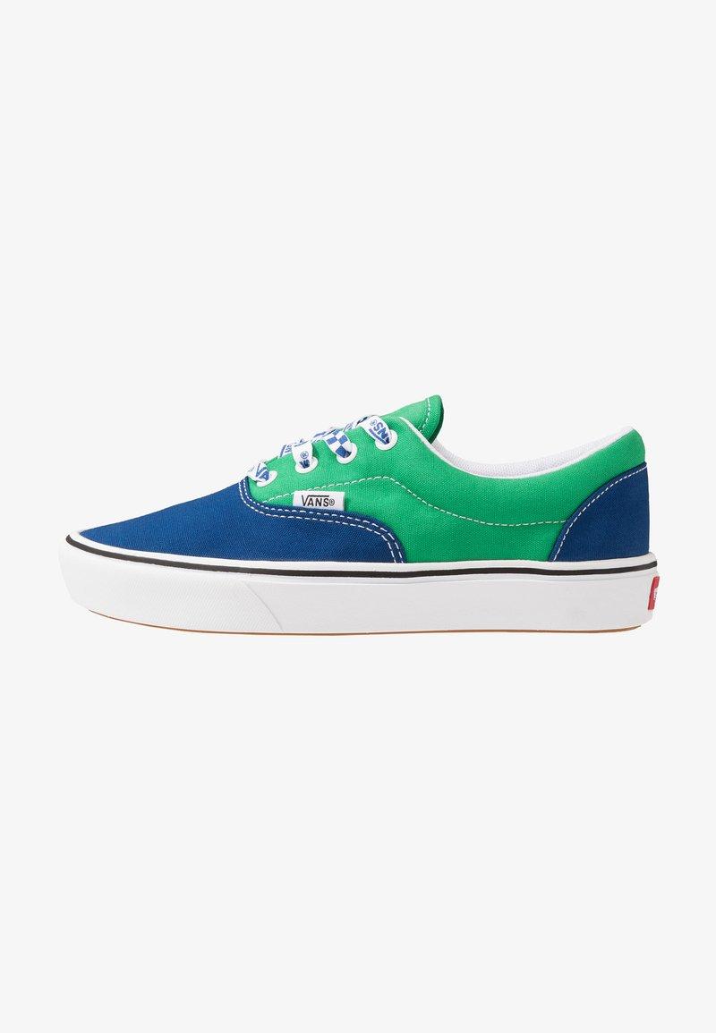 Vans - COMFYCUSH ERA UNISEX - Sneakersy niskie -  true blue/fern green