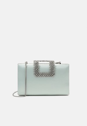 HOPE CLASP - Clutch - mint/clear