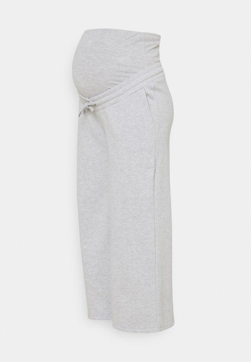 Anna Field MAMA - Tracksuit bottoms - light grey