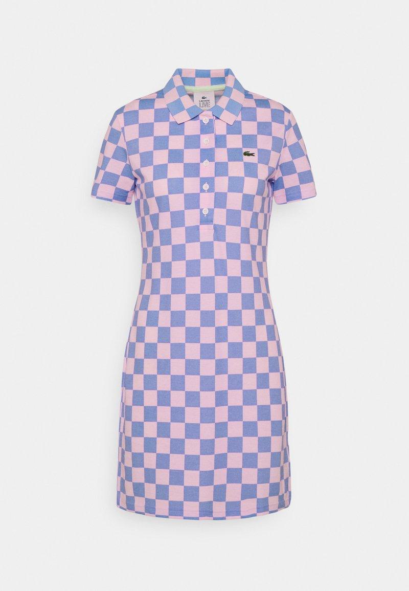 Lacoste LIVE - Day dress - freesia/nidus