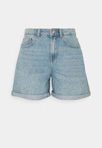 ONLY Tall - ONLPHINE LIFE - Shorts di jeans - light blue denim - 0