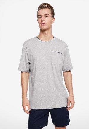 SCHLAFANZUG  - Pyjamas - grey