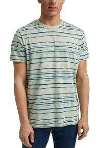 Esprit - Print T-shirt - pastel green - 4