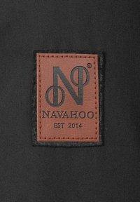Navahoo - CRISTAL - Winter coat - black - 6