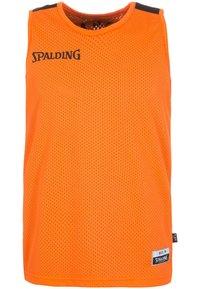 Spalding - 2 PACK - Sports shirt - orange/black - 2