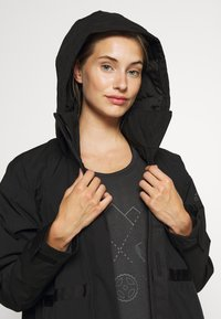 adidas Performance - URBAN RAIN - Parka - black - 3