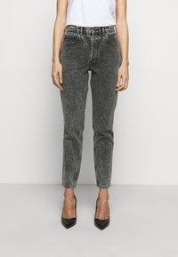 Boyish - BILLY HIGH RISE - Jeans Skinny Fit - toxic avenger - 0