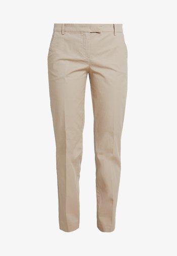 TORNE TAILORED - Trousers - tall teak