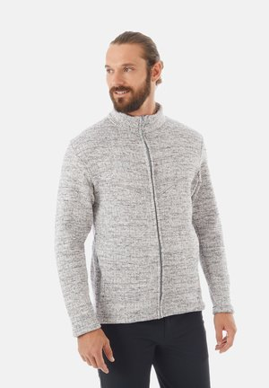 CHAMUERA - Fleecejacke - grey