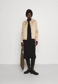 WEEKEND MaxMara - BONBON - Jumper dress - black - 1