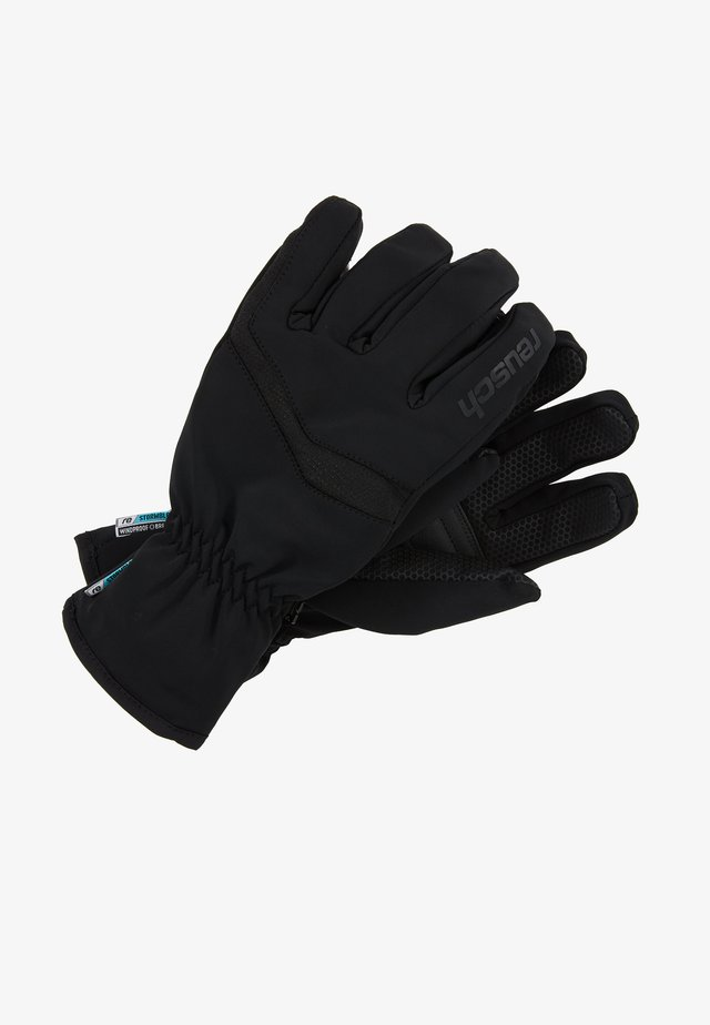 RUBEN TOUCH TEC™ - Sormikkaat - black