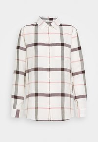 Barbour - WINTER OXER - Button-down blouse - cloud - 0