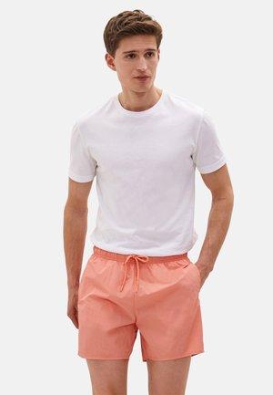 Swimming shorts - coral