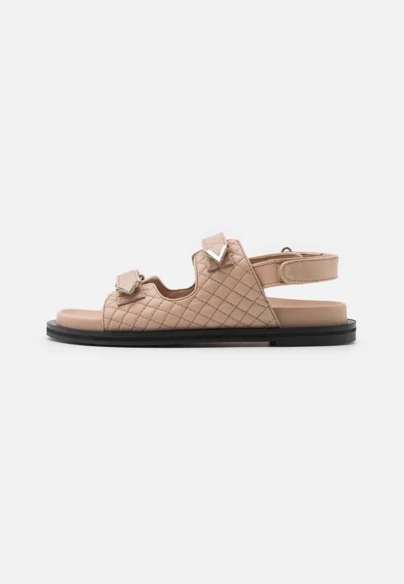 ASRA - SOJO - Sandals - almond