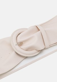 Pieces - PCANDREA WAIST BELT - Pásek - cloud cream - 2