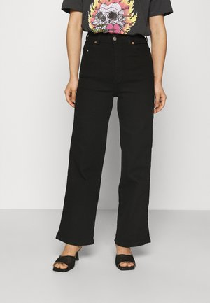 MOXY  - Bukse - solid black