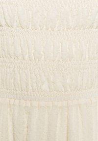 AllSaints - LIVI TEX DRESS - Kjole - off white - 2