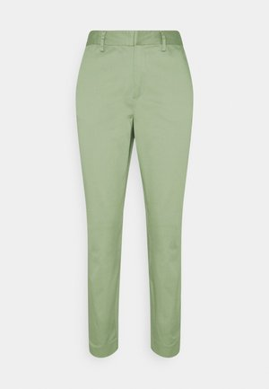 Chinos - sea green