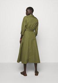 Theory - VENDOME - Maxi dress - olive - 2