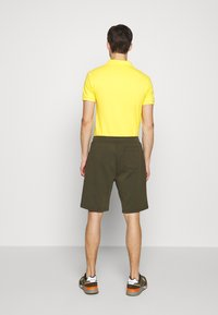 Polo Ralph Lauren - DOUBLE KNIT TECH-SHO - Short - company olive - 2