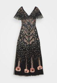 Temperley London - CANDY LONG DRESS - Occasion wear - black mix - 7