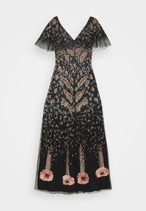 CANDY LONG DRESS - Occasion wear - black mix