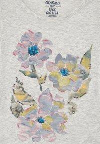 OshKosh - TIER GRAPHIC - Print T-shirt - heather - 2