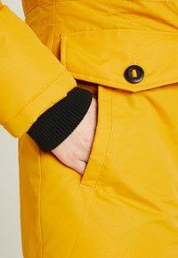Superdry - ASHLEY EVEREST - Winter coat - amber ochre - 6