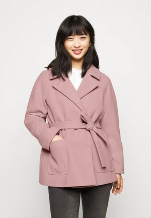 WRAP - Summer jacket - blush