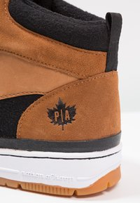 Park Authority - Sneakers hoog - dark honey - 5