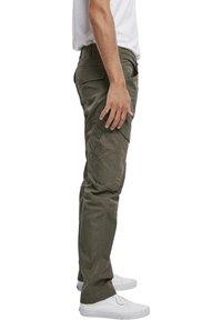 Brandit - ACCESSOIRES ADVEN  - Cargo trousers - olive - 4