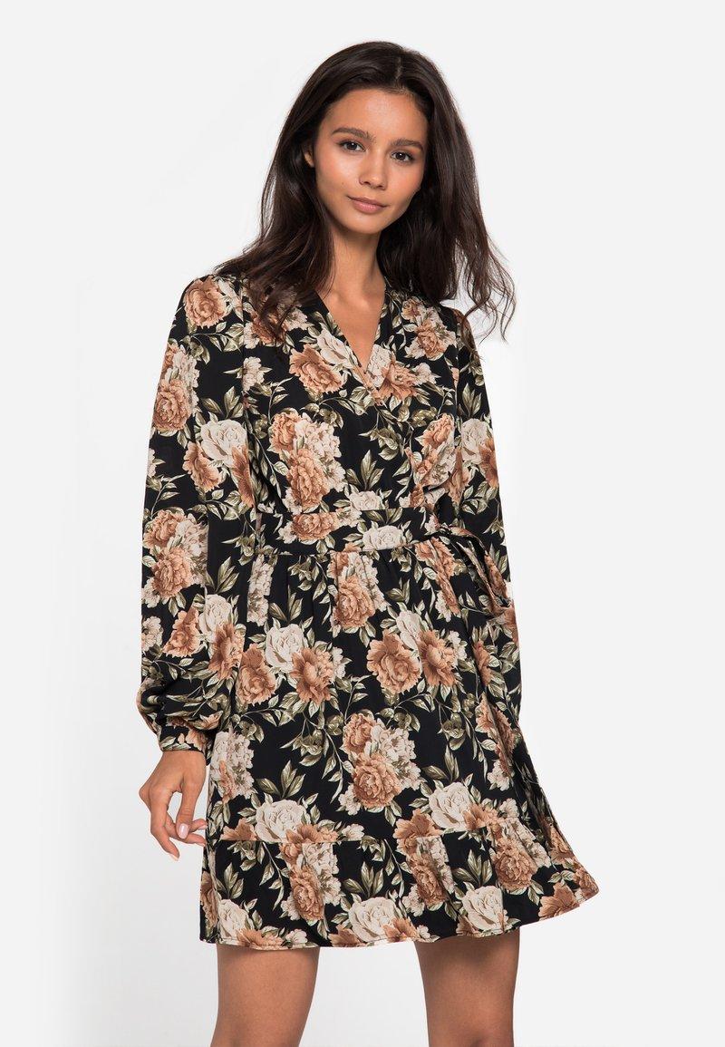 Lichi - Day dress - black